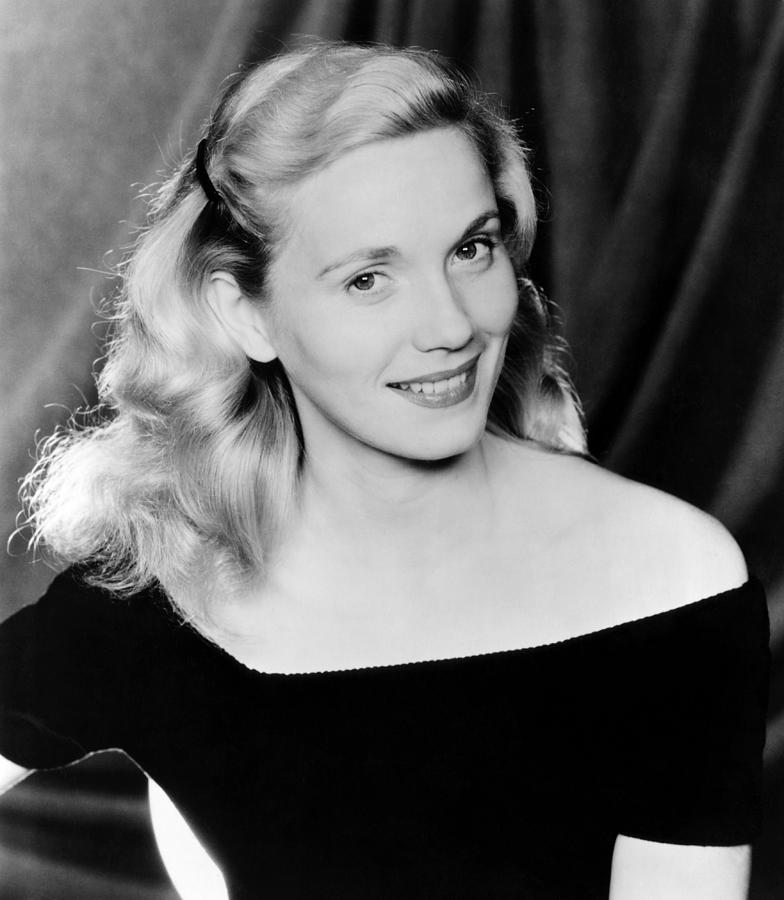 1950s Portraits Photograph - On The Waterfront, Eva Marie Saint, 1954 by Everett