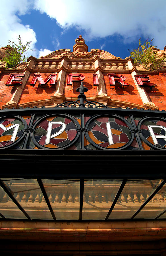 Photographer Photograph - Once Was An Empire by Jez C Self