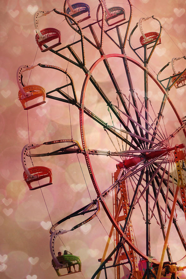Carnival Photography Photograph - One Enchanted Night by Amy Tyler