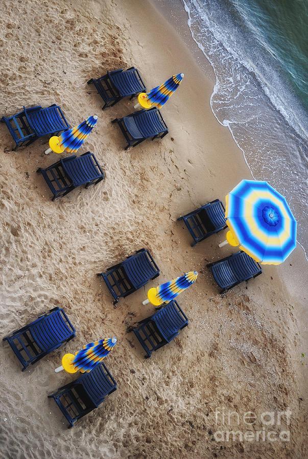 Sea Photograph - One by Slavi Begov