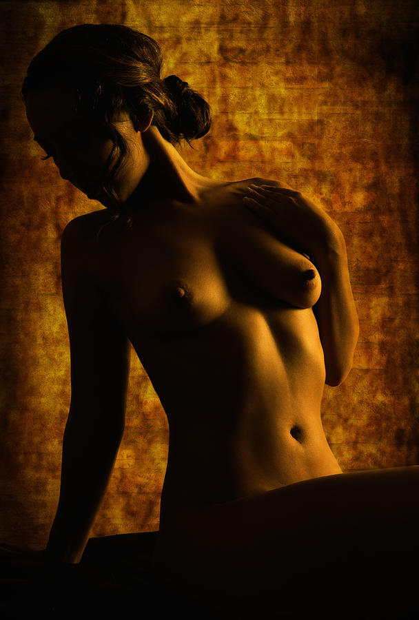 Nude Photograph - Only One by Naman Imagery