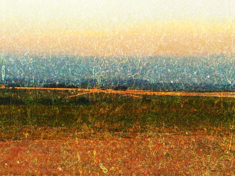 Sunrise Photograph - Open Horizon by Denisse Del Mar Guevara