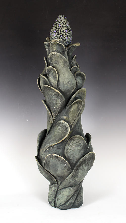 Organic Form Ceramic Art by Patty Sheppard