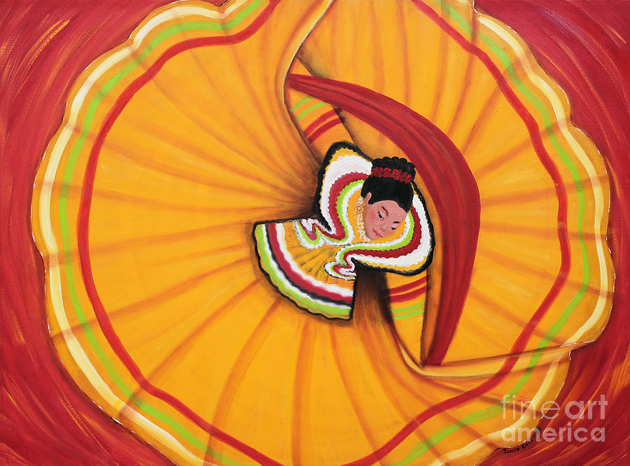 Orgullo Mexicano by Sonia Flores Ruiz