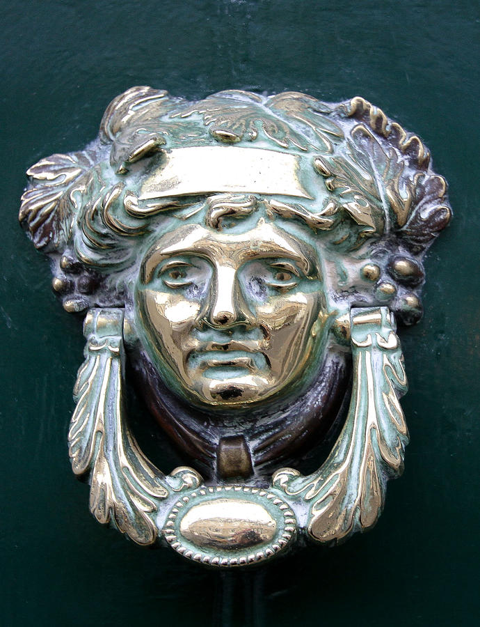 Lovely Ornate Photograph   Ornate Door Knocker By Tony Grider