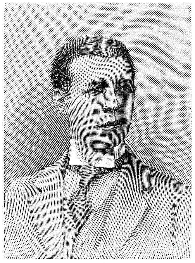 1891 Photograph - O.s. Campbell, 1891 by Granger