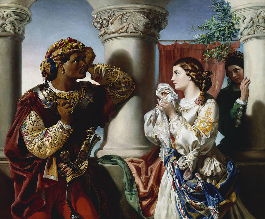 relationship between desdemona and othello in william shakespeares play othello William shakespeare's othello by debra (dee) james, university of north carolina at asheville introduction othello, like all of shakespeare's plays, particularly the tragedies by presenting the relationship between othello and desdemona.