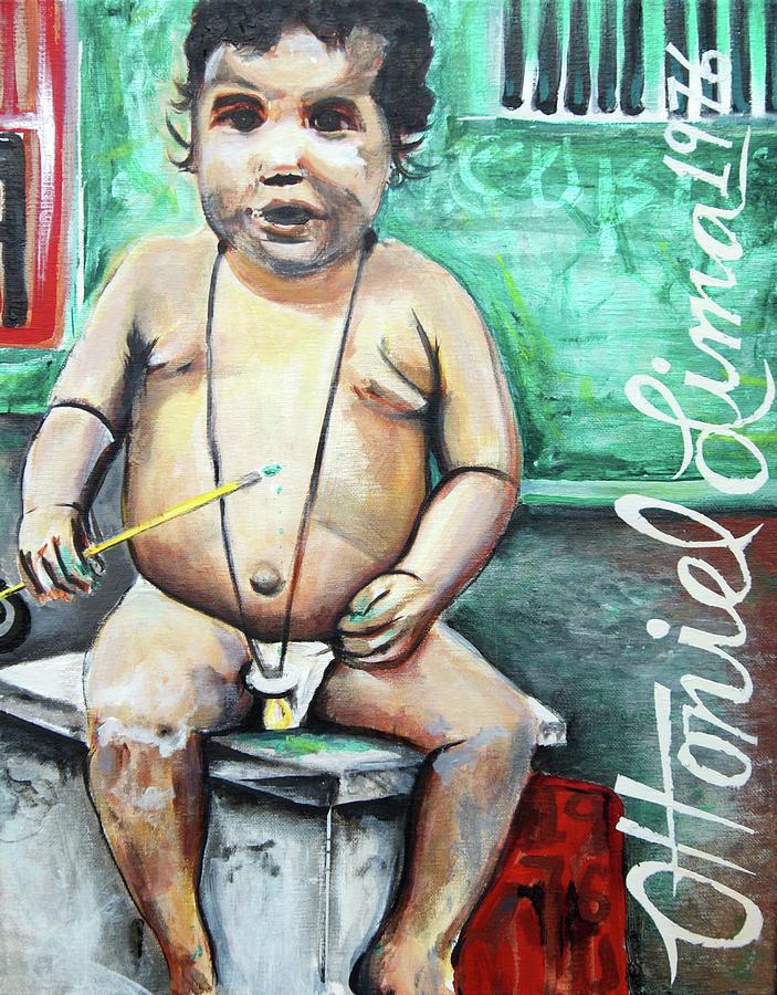 Tony Lima Painting - Ottoniel1976 by Ottoniel Lima
