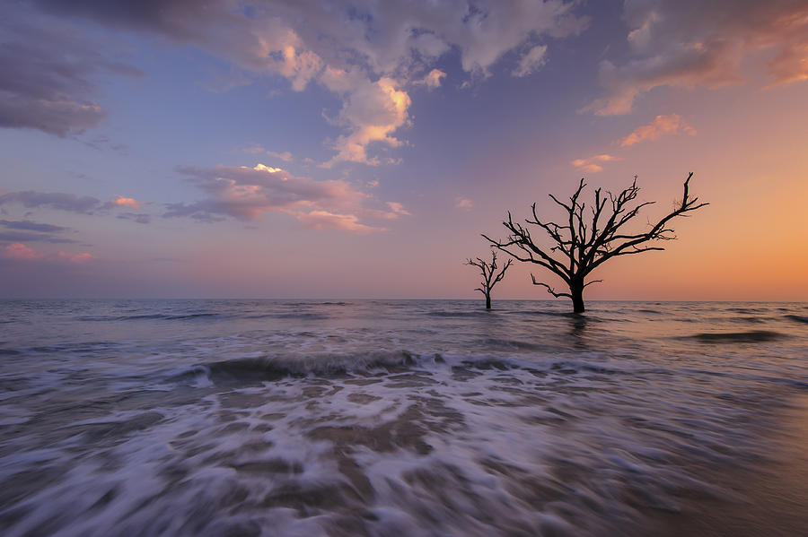 Botany Bay Photograph - Out To Sea by Joseph Rossbach