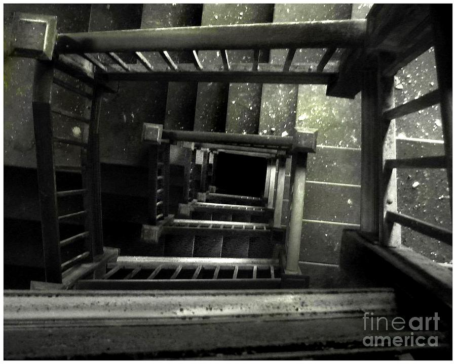 Gastonia Photograph - Outer Darkness  by Tammy Cantrell
