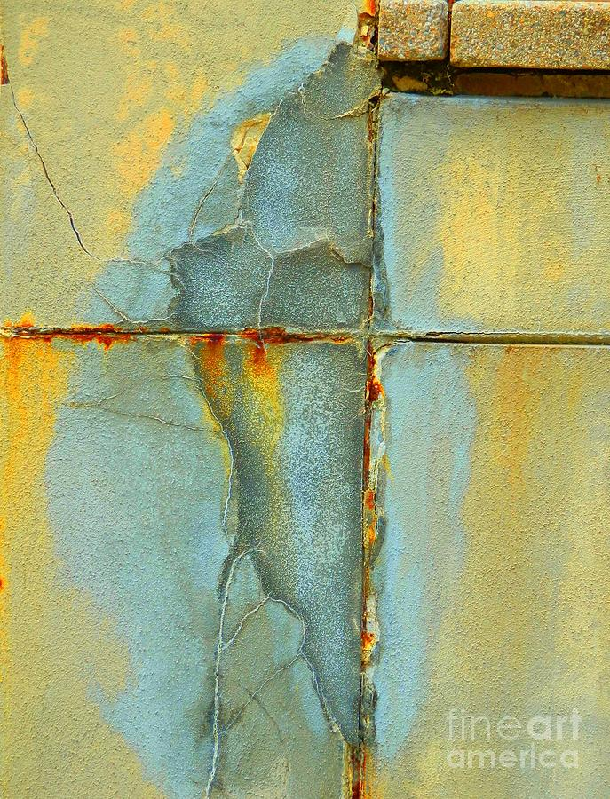 Abstract Photograph - Overflow by Marcia Lee Jones