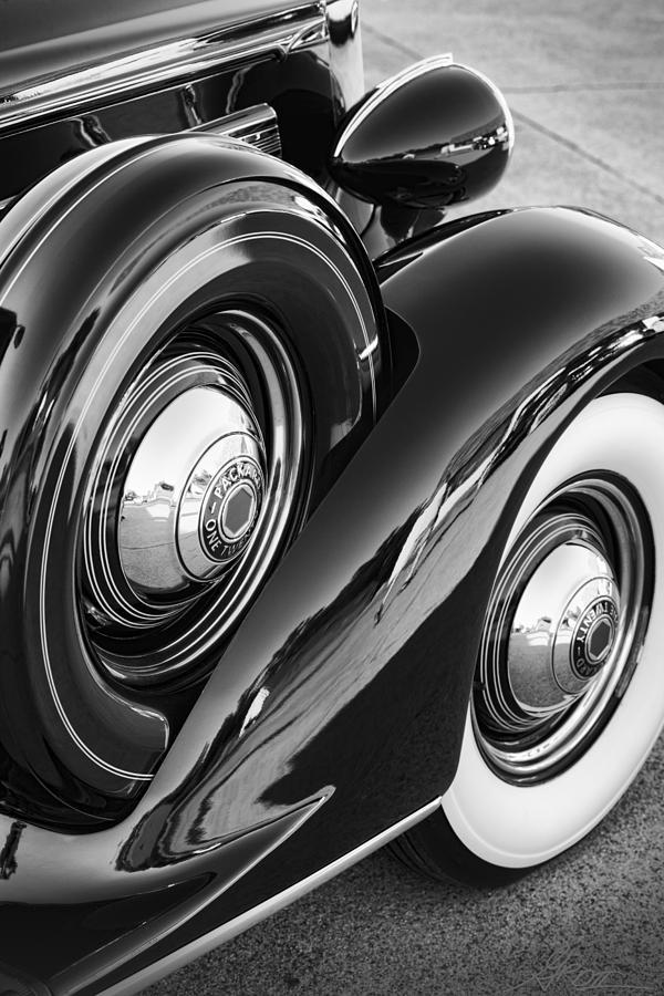 Packard Photograph - Packard One Twenty by Gordon Dean II