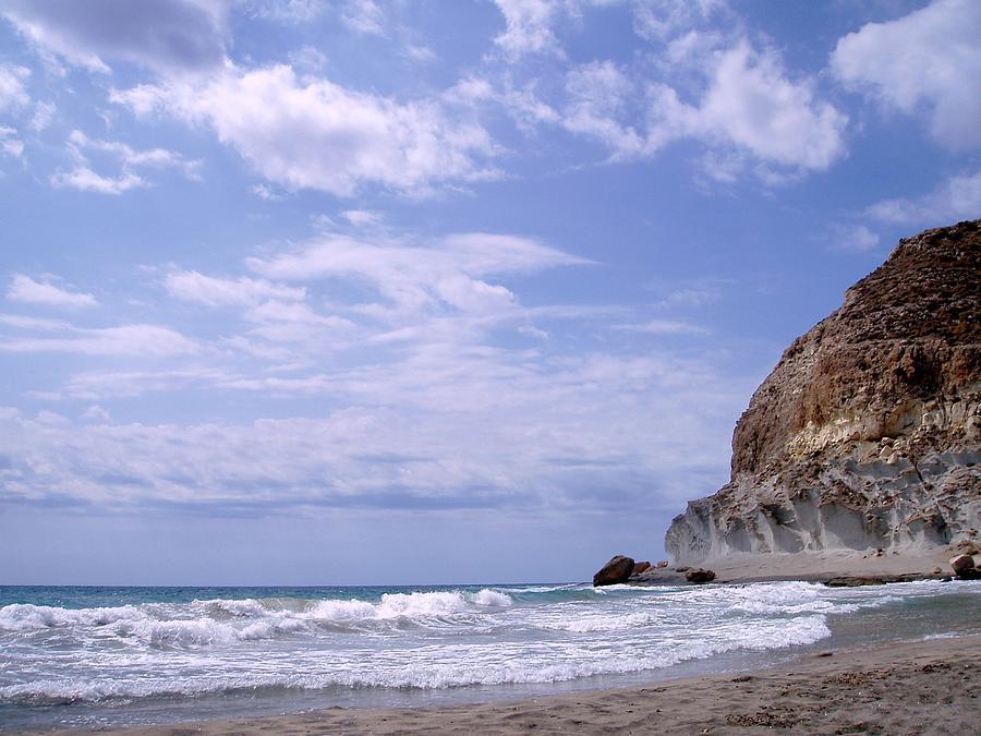 Cabo De Gata Photograph - Paisajes Del Cabo De Gata by Eire Cela