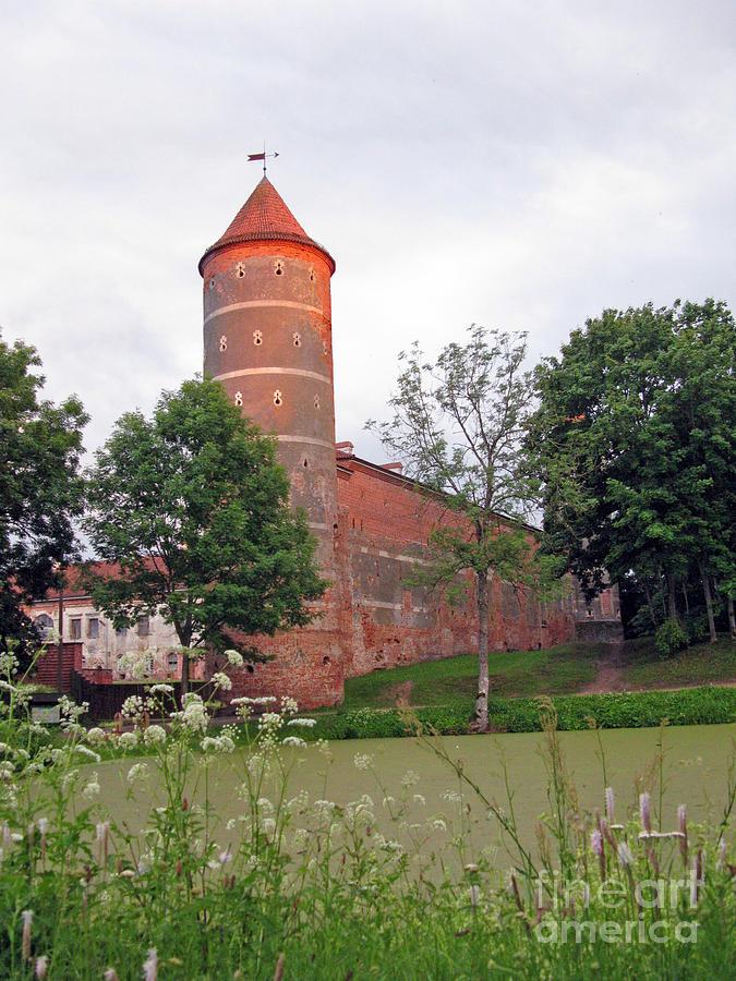 Panemune Photograph - Panemunes Castle. Lithuania. by Ausra Huntington nee Paulauskaite