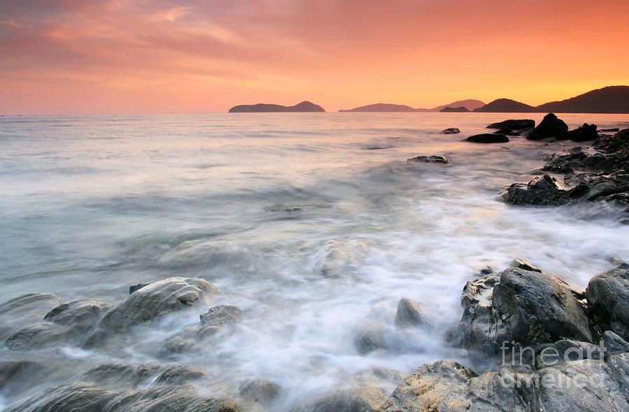 Panwa Beach Phuket Thailand Photograph by Anusorn Phuengprasert nachol