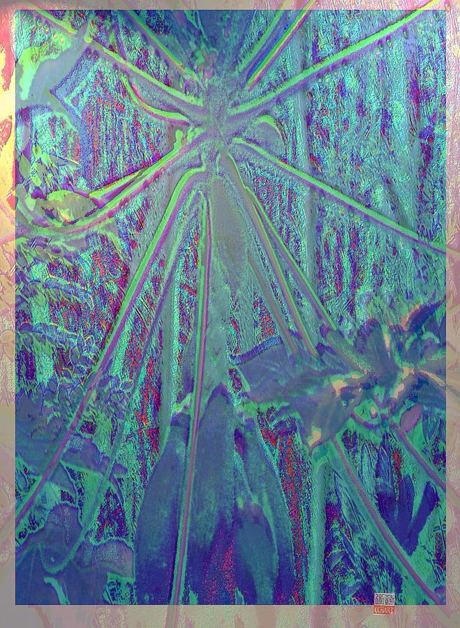 Papaya Madness Digital Art by Charles Hansen