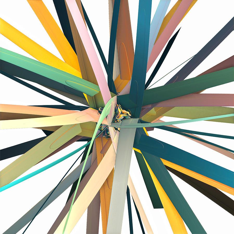 Paper Digital Art