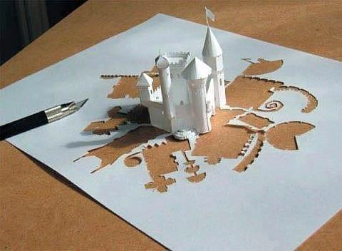Paper Creations Photograph by Chirag Arts
