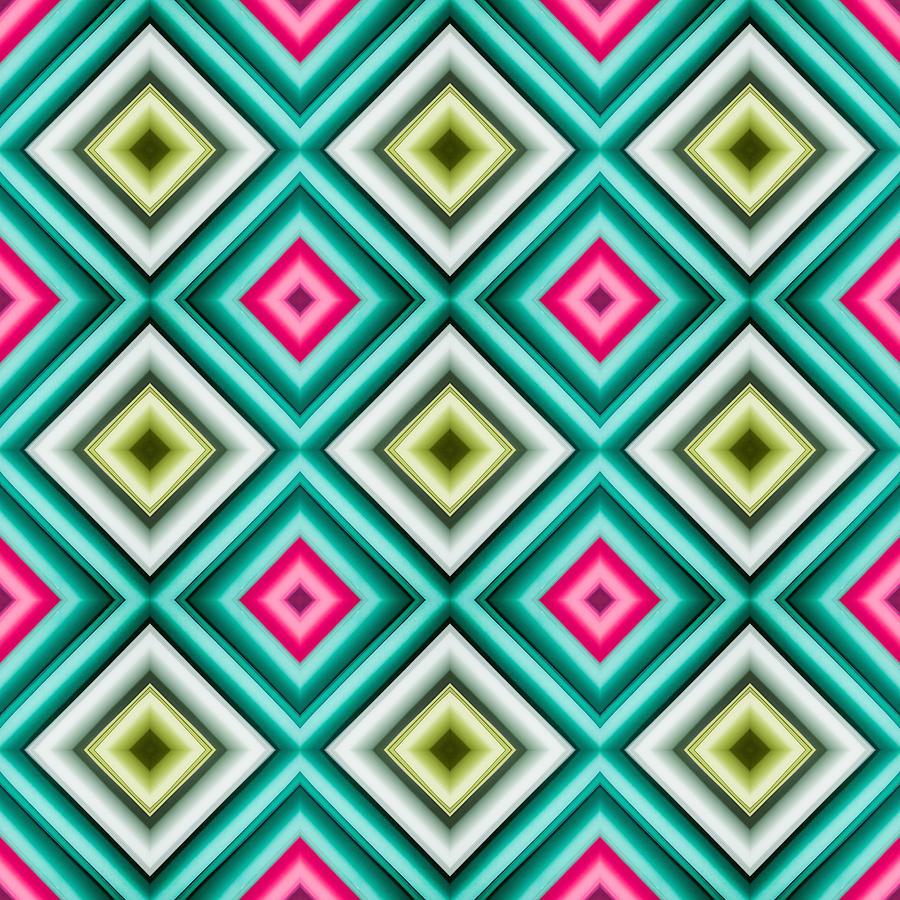 Paper Photograph - Paper Symmetry 2 by Hakon Soreide