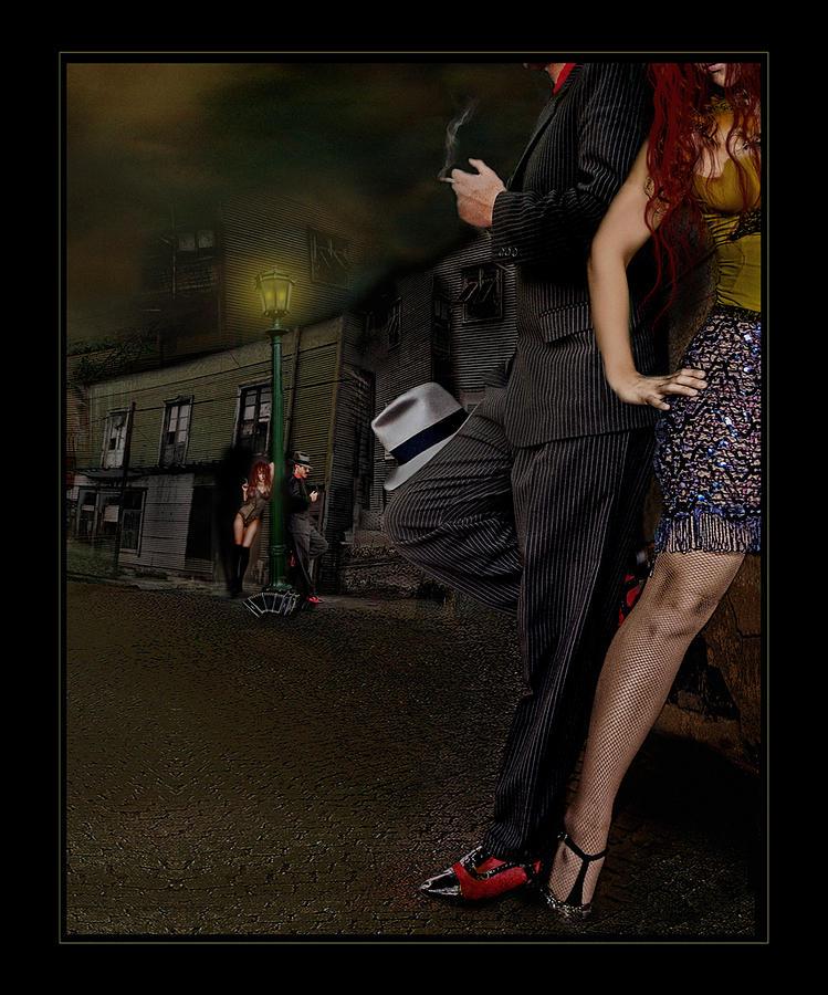 Parada Tango by Raul Villalba