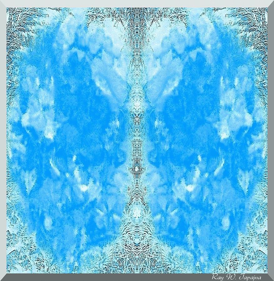 Third Heaven Mixed Media - Parallel Universe  by Ray Tapajna