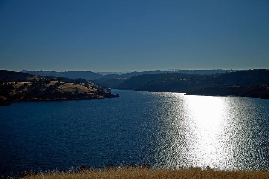 Pardee Photograph - Pardee Lake by Joe Fernandez