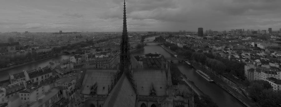 Paris Photograph - Paris Dh 1 by Wessel Woortman