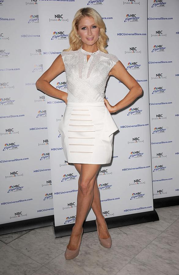 Paris Hilton Photograph - Paris Hilton At In-store Appearance by Everett