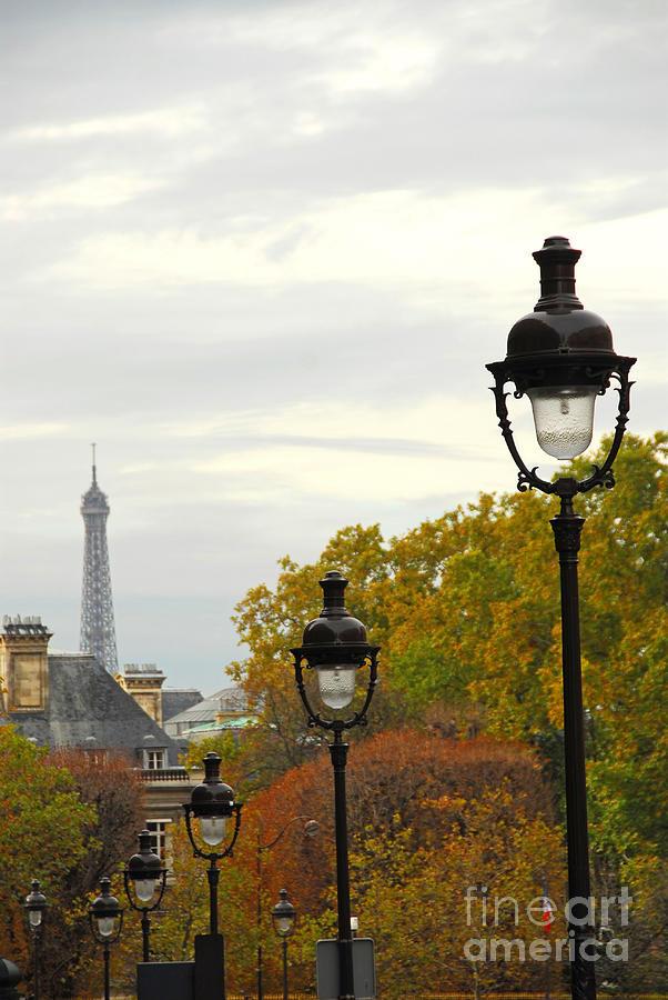 Building Photograph - Paris Street by Elena Elisseeva