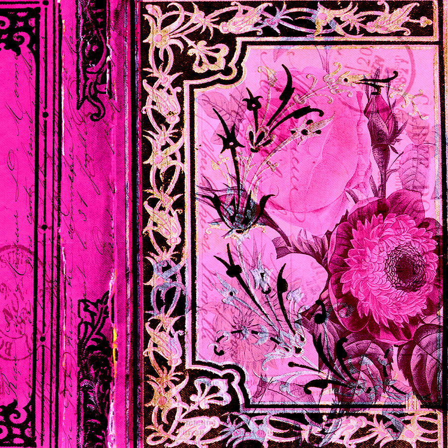 Paris Digital Art - Parisian Memories by Bonnie Bruno
