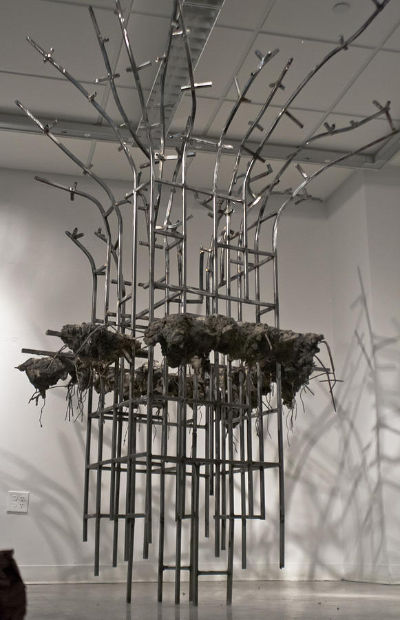 Paroxusmos Sculpture by Marc DAgusto