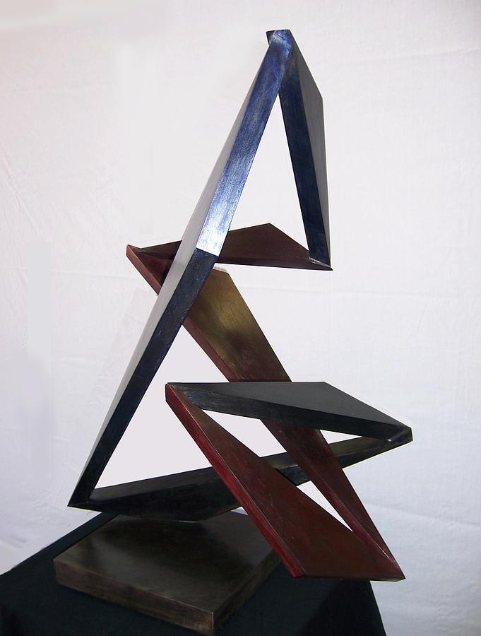 Sculpture Sculpture - Paso Doble by John Neumann