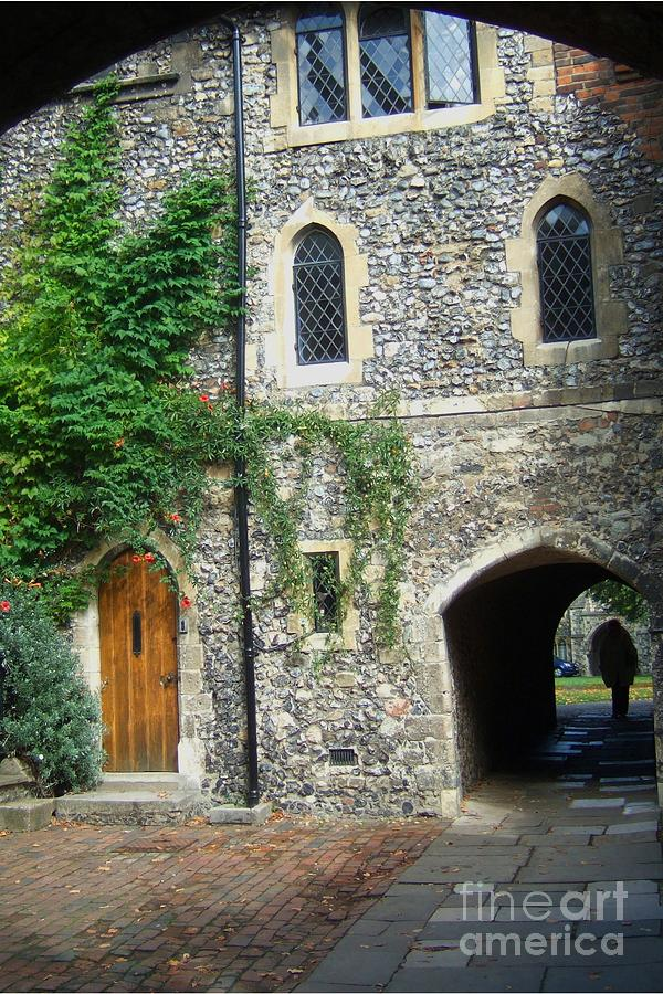 Canterbury Photograph - Passages In Time by RL Rucker