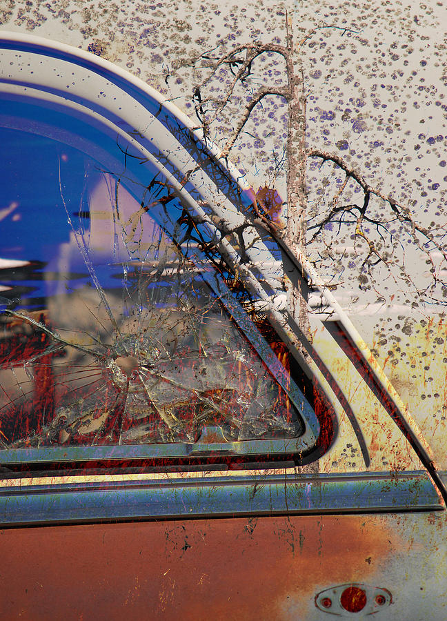 Artist Prints Photograph - Passenger Side Ride Guild  by Jerry Cordeiro