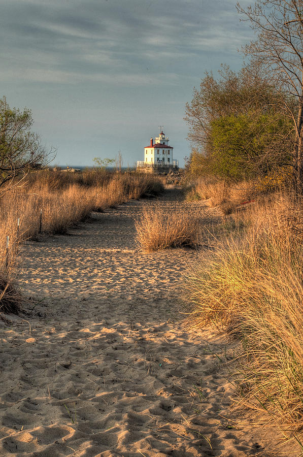 2x3 Photograph - Path To The Light by At Lands End Photography