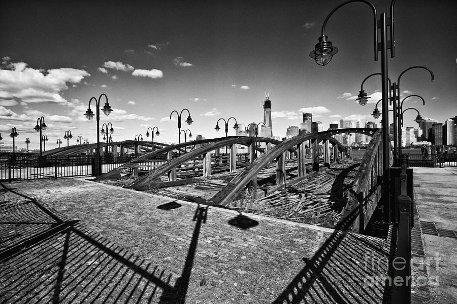 Manhattan Photograph - Path Well Worn  by Leslie Leda