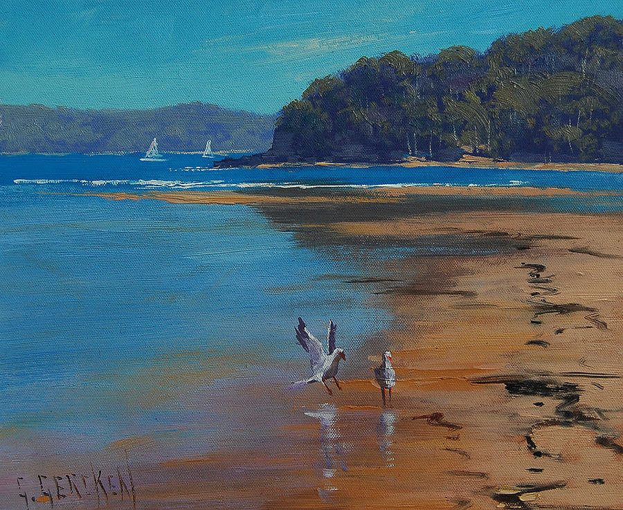 Famous Australian Beach Paintings