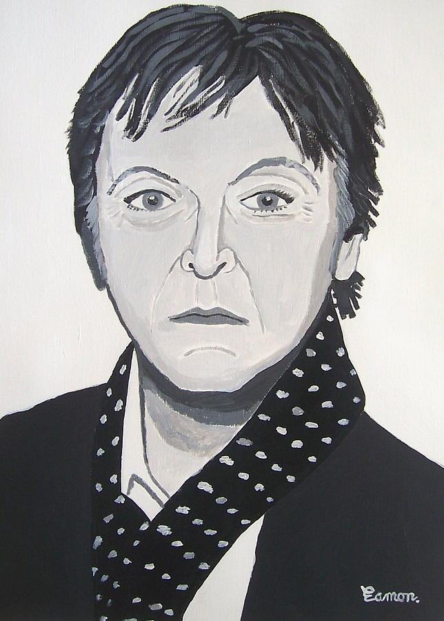 Paul Mccartney Painting - Paul Mccartney by Eamon Reilly