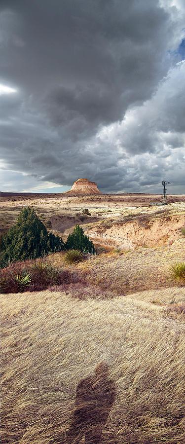 Pawnee Photograph - Pawnee Grasslands by Ric Soulen