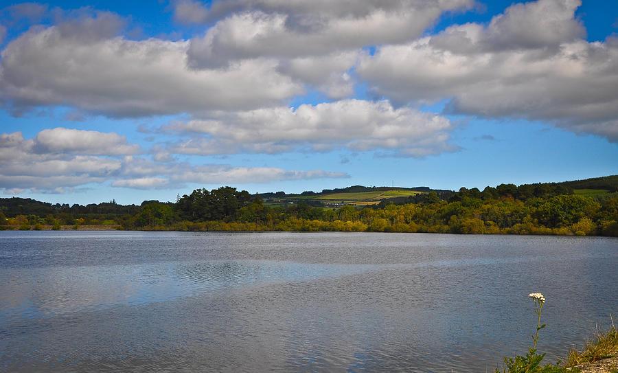 Landscape Photograph - Peaceful Lake by Erica McLellan