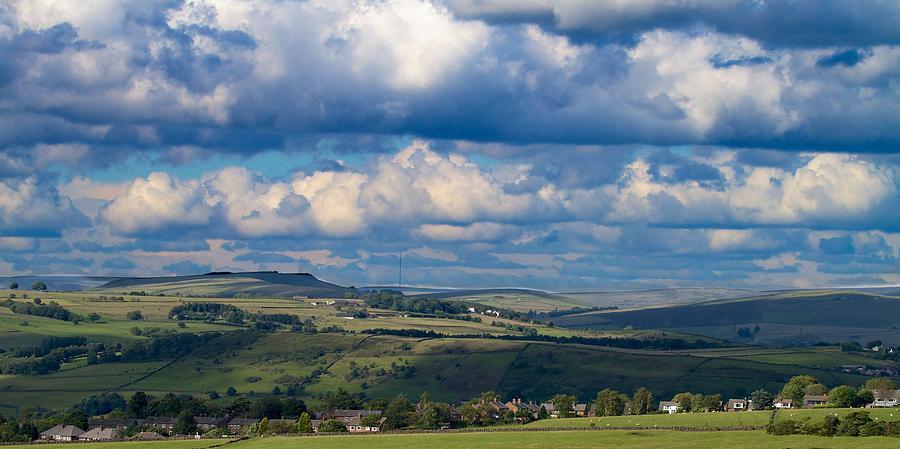 Landscape Photograph - Peak District by Matt Blonc