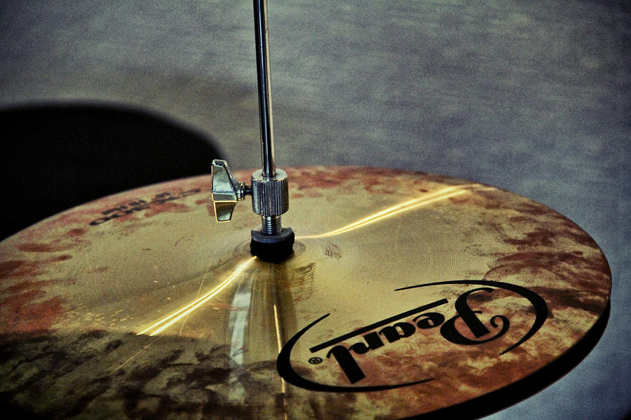 Pearl Photograph - Pearl Hi Hat by Odd Jeppesen