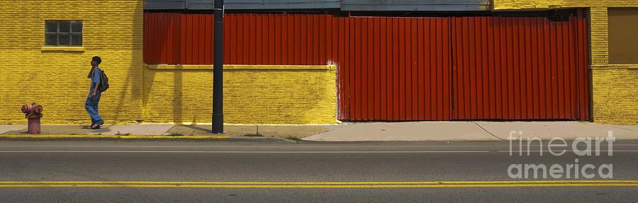 Pedestrian Photograph - Pedestrian by Jim Wright