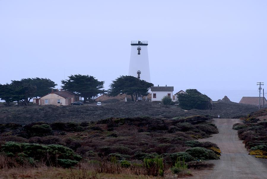 Lighthouse Photograph - Peidras Blancas Lighthouse by Eric Tressler