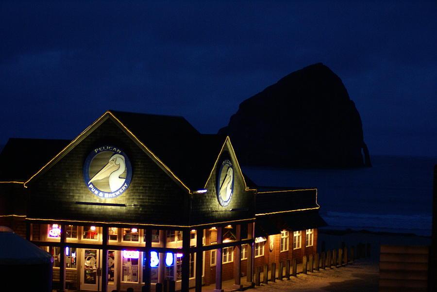 Pelican Pub Photograph - Pelican Pub by Jerry Cahill
