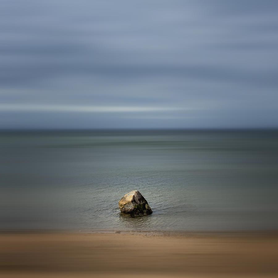 Impressionist Photograph - Pensive by Bob Retnauer