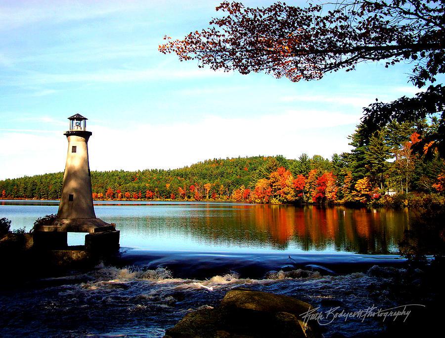 Landscape Photograph - Perfect At Lake Potanipo by Ruth Bodycott