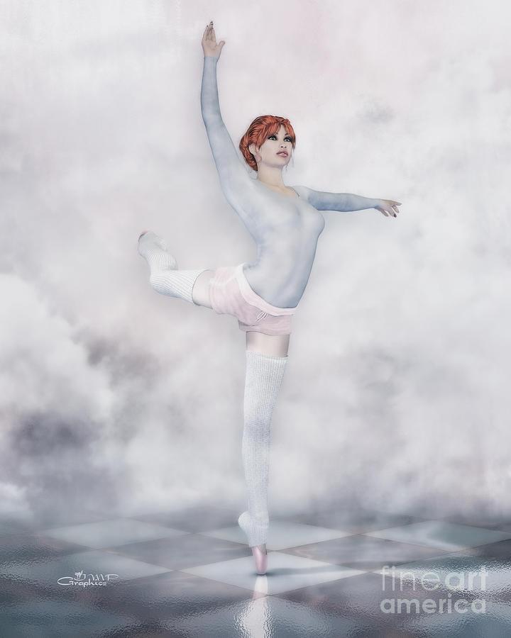 3d Digital Art - Perfection by Jutta Maria Pusl