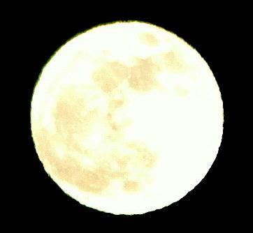 Perigee Full Moon 2012 by Mia Alexander