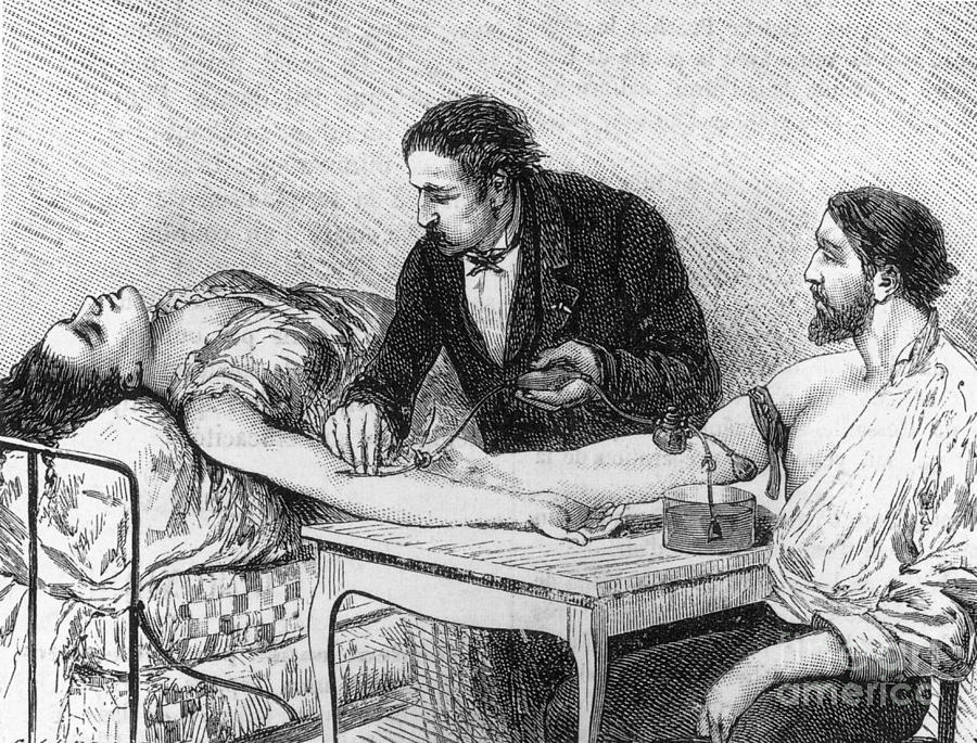 1 Januari dalam Sejarah: Sejak Hari Ini Darah Dapat Disimpan dan Dibekukan Sebelum Ditranfusikan #beritahariini